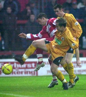 Doncaster Rovers 3-0 Boston United 22-11-2003