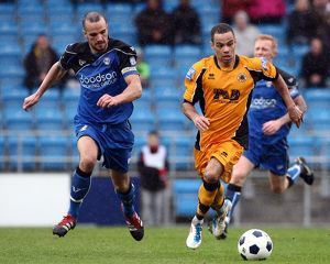 FC Halifax Town 3-2 Boston United 09-04-2012 (Selection of 28 Items)