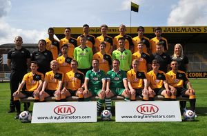 <b>First Team Squad 2015-2016</b><br>Selection of 25 items