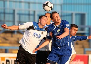 Gainsborough Trinity 1-2 Boston United 02-08-2011