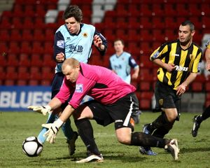 Gloucester City 0-1 Boston United 08-01-2011