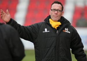 Gloucester City 0-1 Boston United 14/03/2015