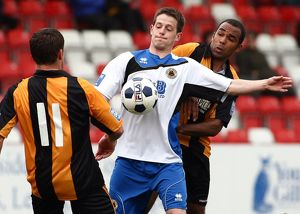 Gloucester City 1-3 Boston United 31-03-2012