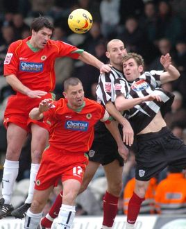 Grimsby Town 1-0 Boston United 11-02-2006