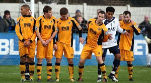 Guiseley 2-1 Boston United 17-12-2011 (Selection of 75 Items)
