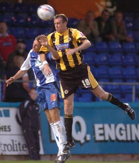 Hartlepool United 2-1 Boston United 01-09-2006