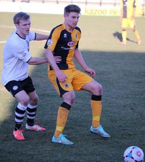 Hednesford Town 1-2 Boston United 07/03/2015