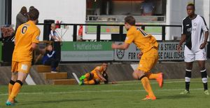 Hednesford Town 3-2 Boston United 05/09/2015