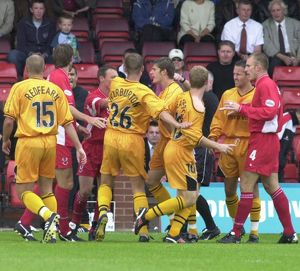 Kidderminster Harriers 0-0 Boston United 07-09-2002