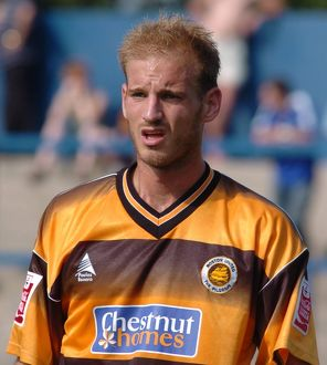 Macclesfield Town 2-2 Boston United 04-09-2005