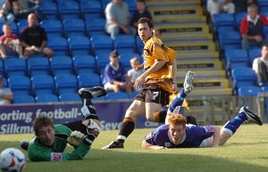 <b>Macclesfield Town 2-2 Boston United 04-09-2005</b><br>Selection of 8 items