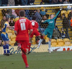 Mansfield Town 1-2 Boston United 17-03-2007