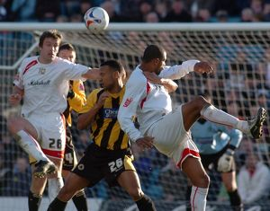 MK Dons 3-2 Boston United 03-03-2007