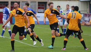 Nuneaton Town 1-3 Boston United 03/10/2015 (Selection of 35 Items)