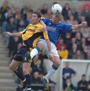 Oxford United 0-0 Boston United 22-10-2005