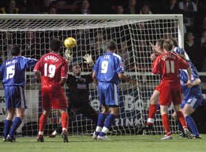 Rushden & Diamonds 1-0 Boston United 11-11-2005