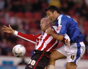 Sheffield United 1-0 Boston United 23-08-2005