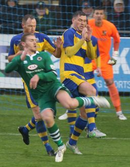 Solihull Moors 1-0 Boston United 28/11/2015