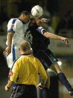 Southend United 2-1 Boston United 08-10-2004