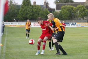 Stamford AFC 3-3 Boston United 30-07-2012