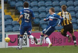 Stockport County 2-0 Boston United 13-01-2007