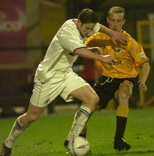 Swansea City 0-0 Boston United 04-03-2003
