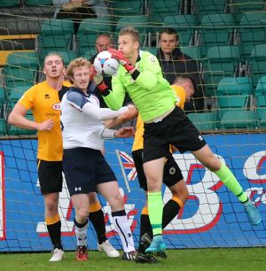 Boston United 1-0 AFC Telford United 10/10/2015 (Selection of 49 Items)