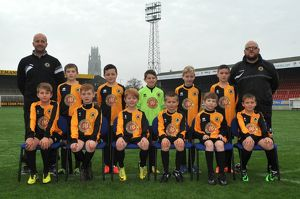 <b>U10s 2014/2015</b><br>Selection of 13 items