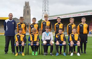 <b>U13s 2013-2014</b><br>Selection of 14 items