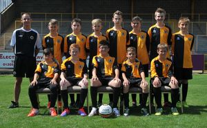 <b>U14s 2014/2015</b><br>Selection of 26 items