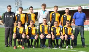 <b>U16s 2013-2014</b><br>Selection of 12 items