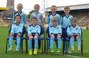 <b>U8s Blue 2013-2014</b><br>Selection of 9 items