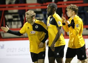 Worcester City 2-1 Boston United 17/11/2015 (Selection of 18 Items)