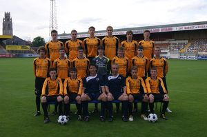 Youth Team Photoshoot 2011-2012