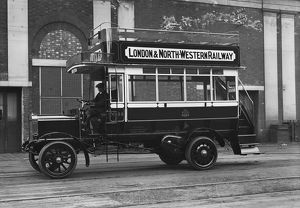1908 Commer Bus