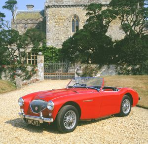 1956 Austin Healey 100M by Palace House
