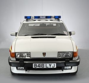 1984 Rover SD1 Police car