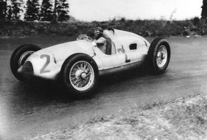 Auto Union D type 1939, Nuvolari