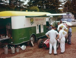 BP re-fuelling ancilliary vehicle Belgian GP 1964.jpg