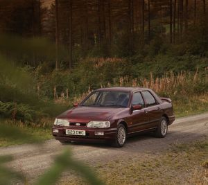 Ford Sierra Sapphire RS Cosworth 4x4 1990