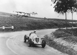 Maserati -Straight 8cm 2.9 1934 Pescara Coppa Acerbo.