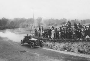 Moore-Brabazon who finished 18th in his Austin in the 1908 Grand Prix De L'ACF Dieppe
