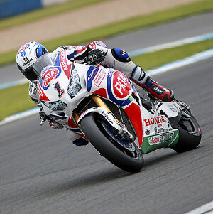 2015 World Superbike Round - Donnington Park, UK Sylvain Guintoli, Honda CBR 1000RR SP