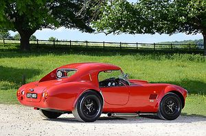 AC Cobra 212SC (Twin Turbo 3.5-Litre V8) 2000 Red