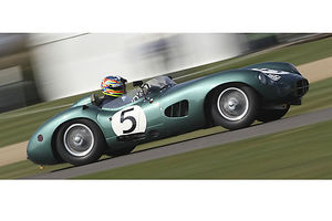 Aston Martin DBR1 ex-Moss Brooks and Shelby