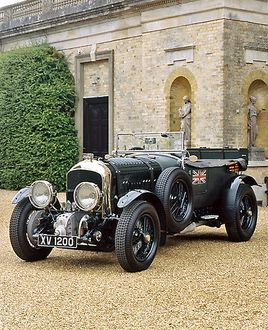 Bentley Blower 1929 Green