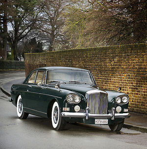 Bentley S3 Continental Mulliner Coupe 1964 Green dark