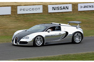 Bugatti Veyron Pur Sang Limited Edition of 5