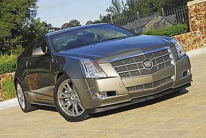 Cadillac CTS America