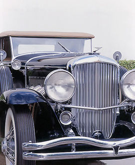 Duesenberg Model J Murphy Convertible Coupe